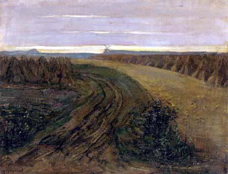 Piet Mondrian - Roggenfelder