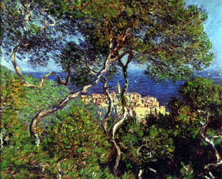 Claude Oscar Monet - Bordighera