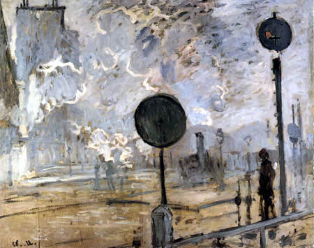 Claude Oscar Monet - La Señal