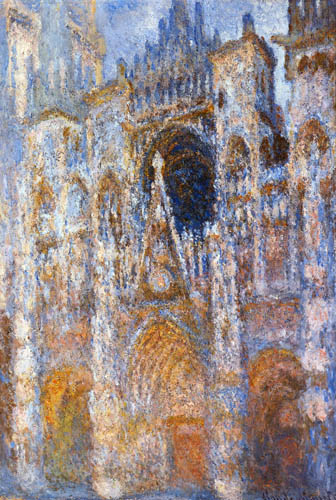 Claude Oscar Monet - Cathedral of Rouen