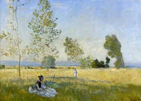 Claude Oscar Monet - Summer