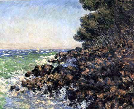 Claude Oscar Monet - Das Cap Martin