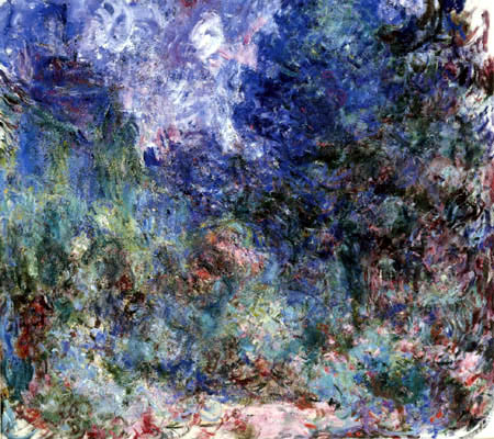 Claude Oscar Monet - Das Haus in Giverny