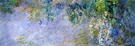 Claude Oscar Monet - Glyzinen