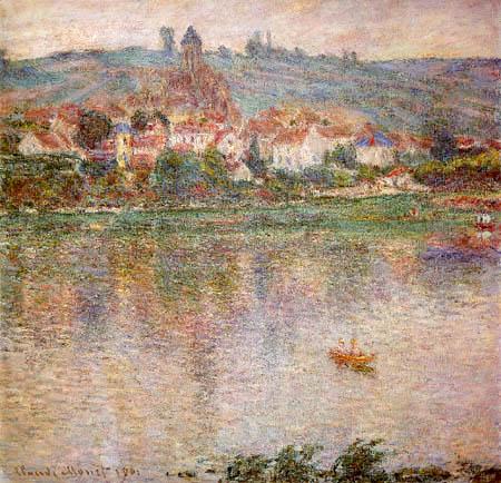 Claude Oscar Monet - Vétheuil