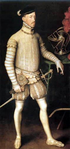 Anthonis (Moro, Antonio) Mor - Maximilian II.