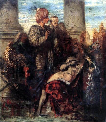 Gustave Moreau - Sultan Valide