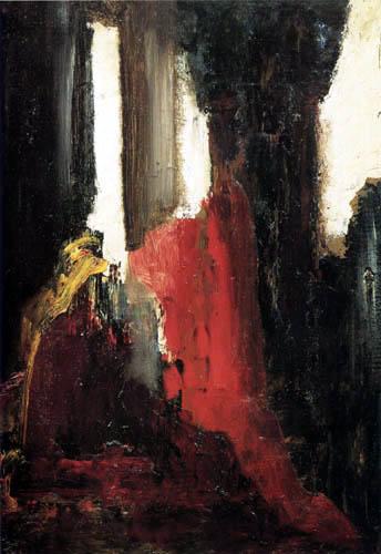 Gustave Moreau - Composition