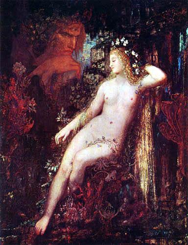 Gustave Moreau - Galathea