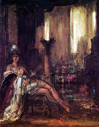 Gustave Moreau - Dalila