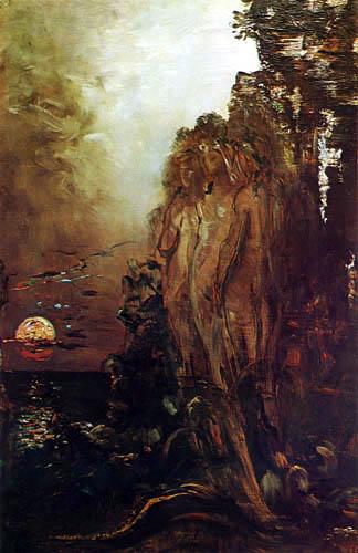Gustave Moreau - Die Sirenen