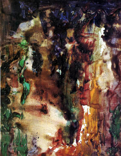 Gustave Moreau - Composition