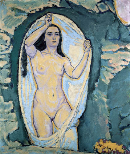 Koloman Moser - Venus in the Grotto