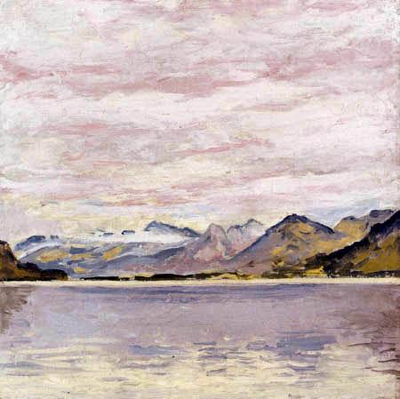 Koloman Moser - Wolfgangsee
