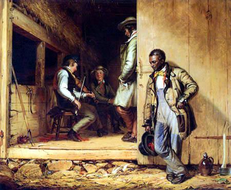 William Sidney Mount - Die Macht der Musik