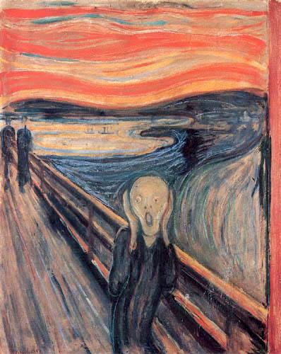 Edvard Munch - The Shout