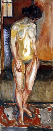 Edvard Munch - Evening I