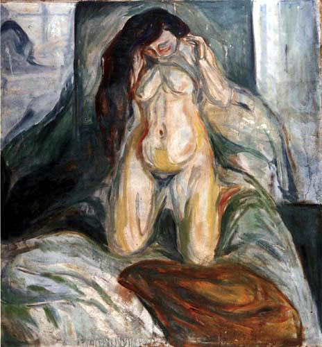 Edvard Munch - Nude