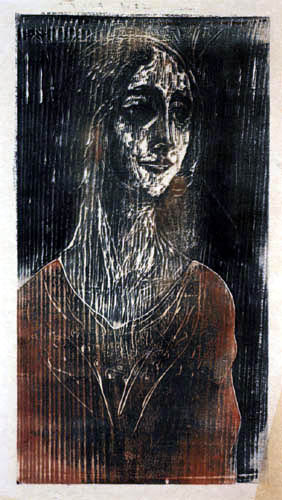 Edvard Munch - Brigitte III