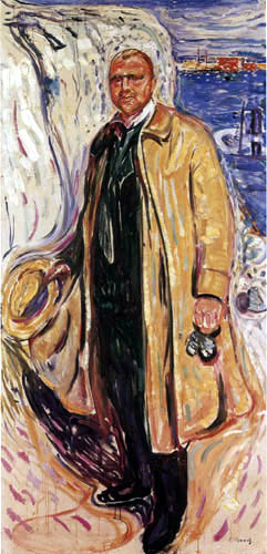 Edvard Munch - Christian Gierløff