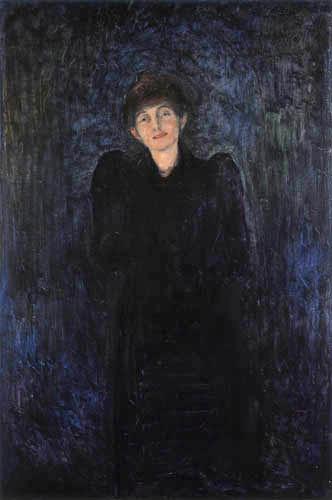 Edvard Munch - Dagny Juel Przybyszewska