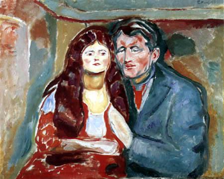 Edvard Munch - Le séducteur II