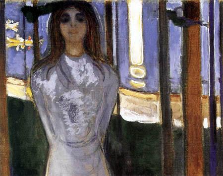 Edvard Munch - The Voice