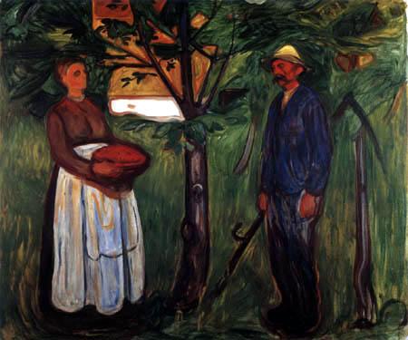 Edvard Munch - Fertility II