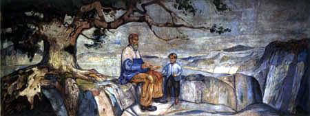Edvard Munch - History