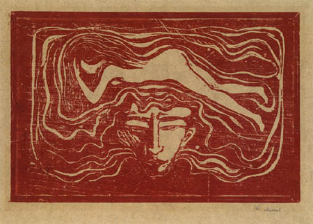 Edvard Munch - In the male brain