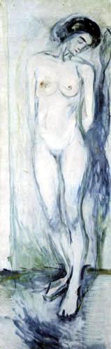 Edvard Munch - Krotkaia