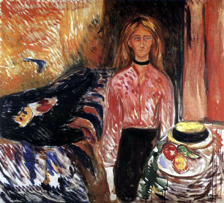Edvard Munch - Assassin