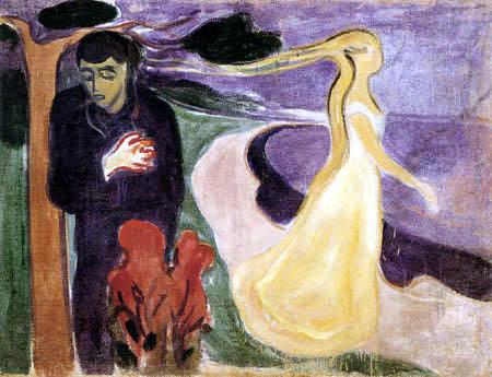 Edvard Munch - Detachment