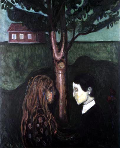 Edvard Munch - Eyes