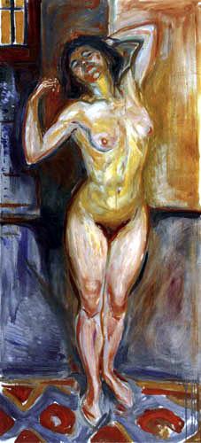 Edvard Munch - Morgen III
