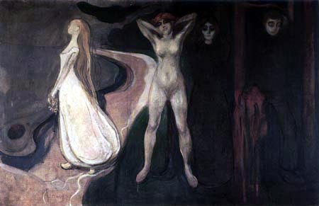 Edvard Munch - The Three Ages