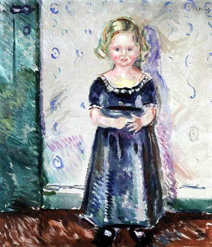 Edvard Munch - Pernille Kirkeby