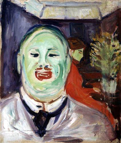 Edvard Munch - Henrik Lund