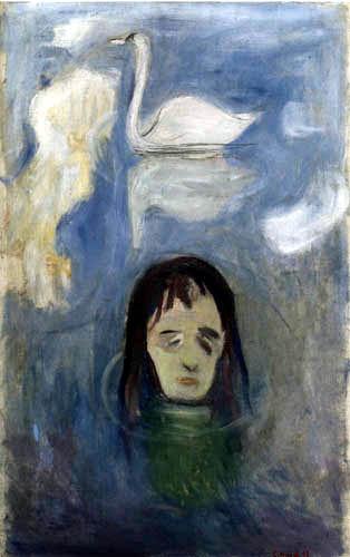Edvard Munch - Vision