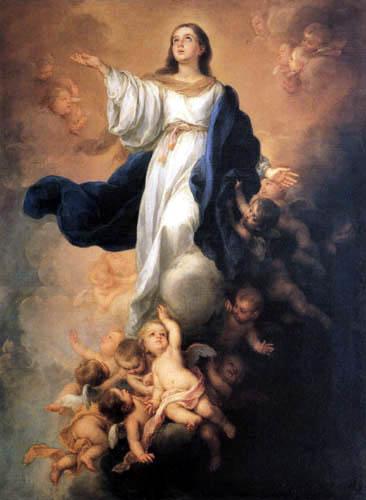 Bartolomé Esteban Murillo (Pérez) - Immaculate Conception