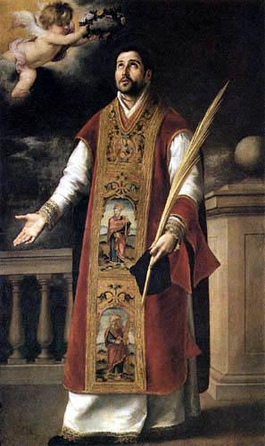 Bartolomé Esteban Murillo (Pérez) - St. Rodrigo