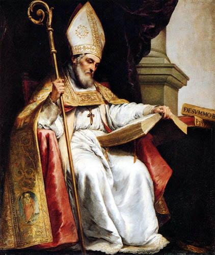 Bartolomé Esteban Murillo (Pérez) - Saint Isidore