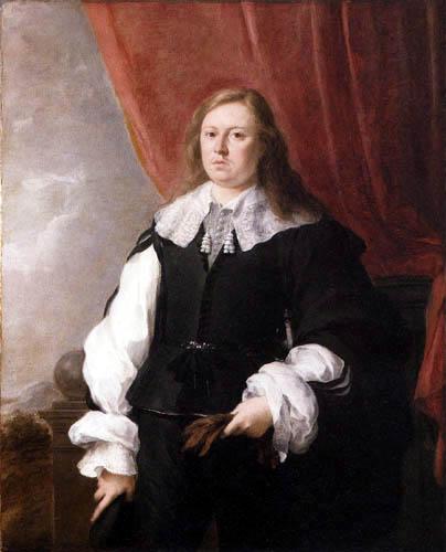 Bartolomé Esteban Murillo (Pérez) - Portrait of Josua van Belle