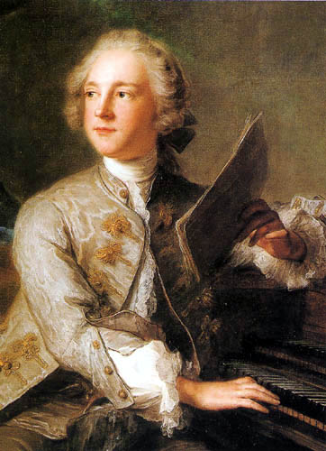 Jean-Marc Nattier the Younger - Francis Greville