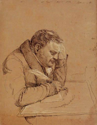Friedrich Nerly (Nehrlich) - Carl Friedrich von Rumohr