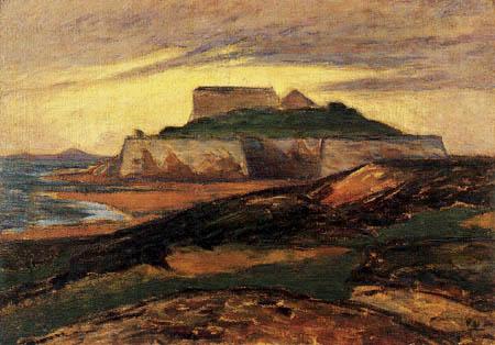 Karl Nordström - Festung Varberg