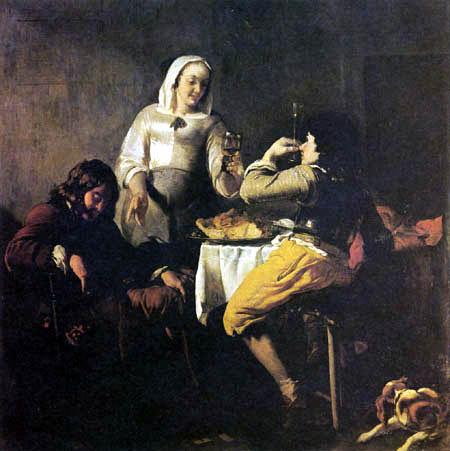 Jacob Ochtervelt - Der Trinkspruch