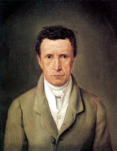Julius Oldach - Der Vater J. F. Nikolaus Oldach