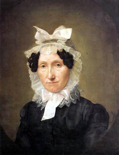 Julius Oldach - Die Mutter Catharina Maria Oldach