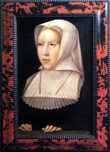 Bernaert van Orley - Margarete von Österreich